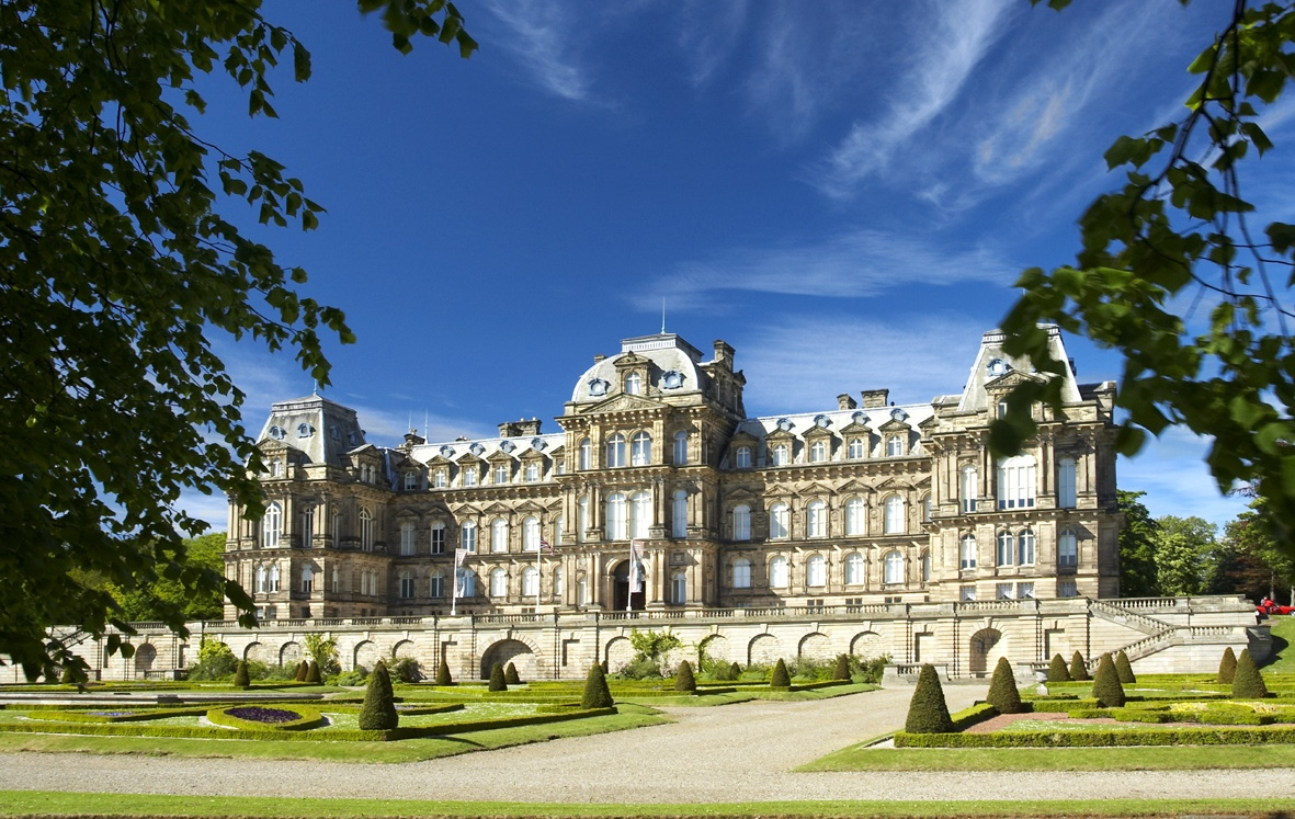 Say Bonjour from the Bowes Museum this May Half-Term