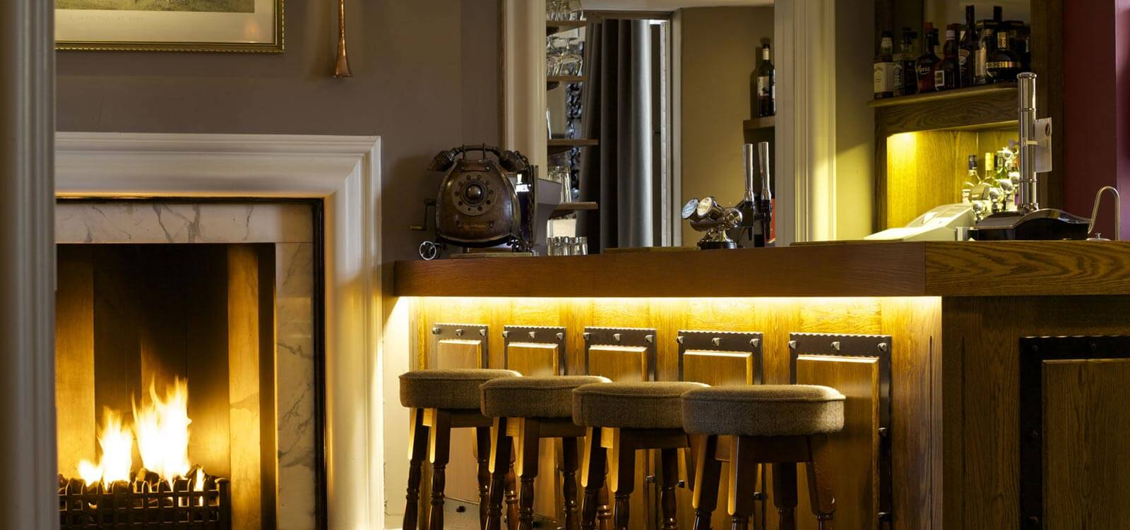 Headlam Hall Bar