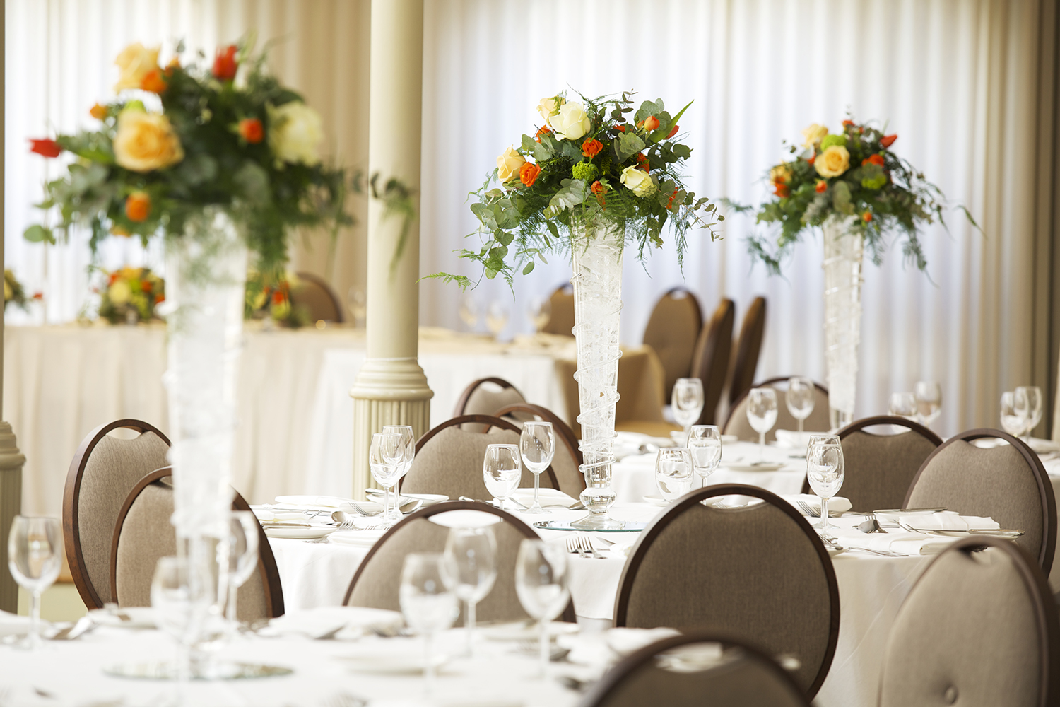 Wedding Open Evening - 20th July