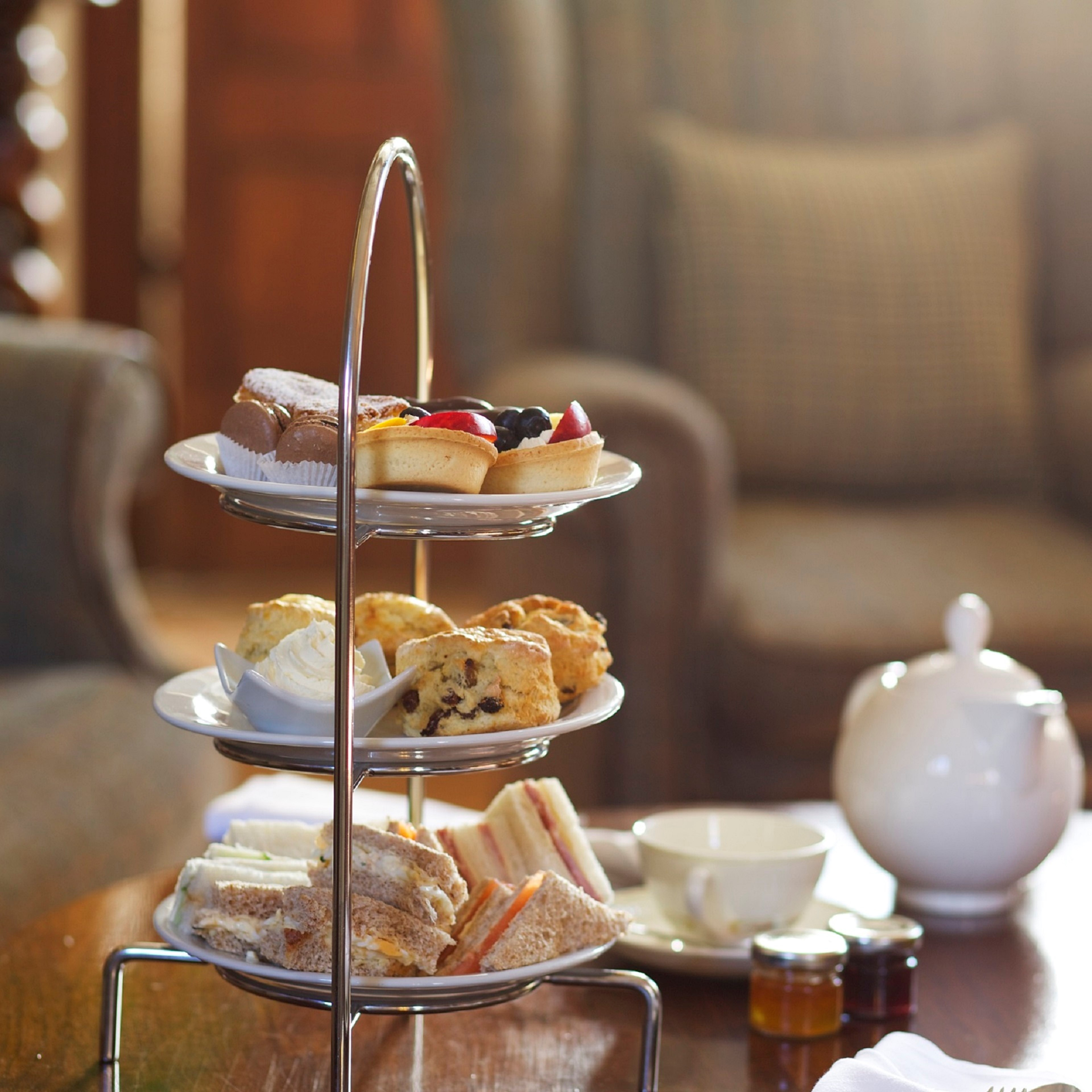 Spa Afternoon Tea Experience