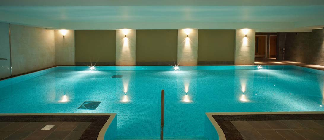 Spa Pool at Headlam Hall
