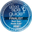 the Good Spa Guide Finalist 2016