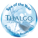 Thalgo Spa of the Year 2012